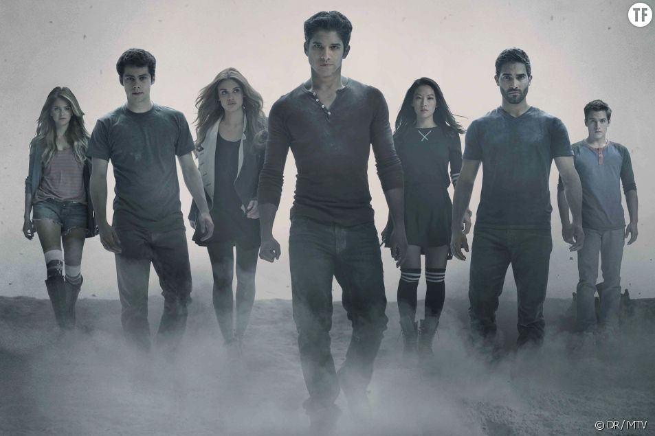 """""""Teen Wolf"""" sur MTV"""