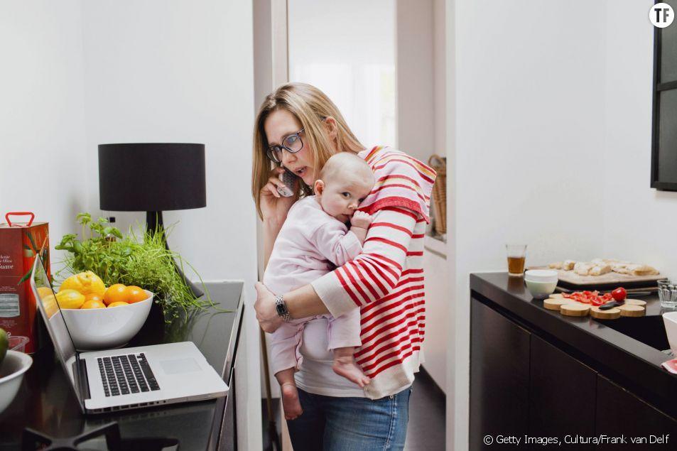 Les jeunes femmes de la génération Y plus nombreuses à envisager une pause pour élever leurs enfants