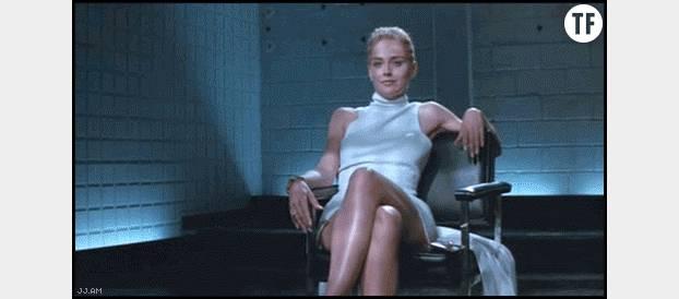 Si Sharon Stone peut se le permettre à l'écran, perso on préfère éviter...