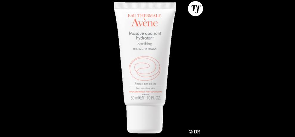 Masque apaisant hydratant par  Avène .