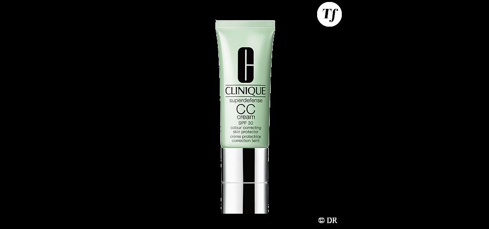 CC Cream SPF30 par  Clinique  , 31,50 euros.