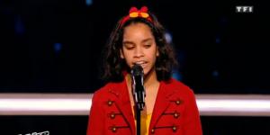 The Voice Kids 2015  : Jane, la jeune candidate aveugle se qualifie pour la finale (vidéo)