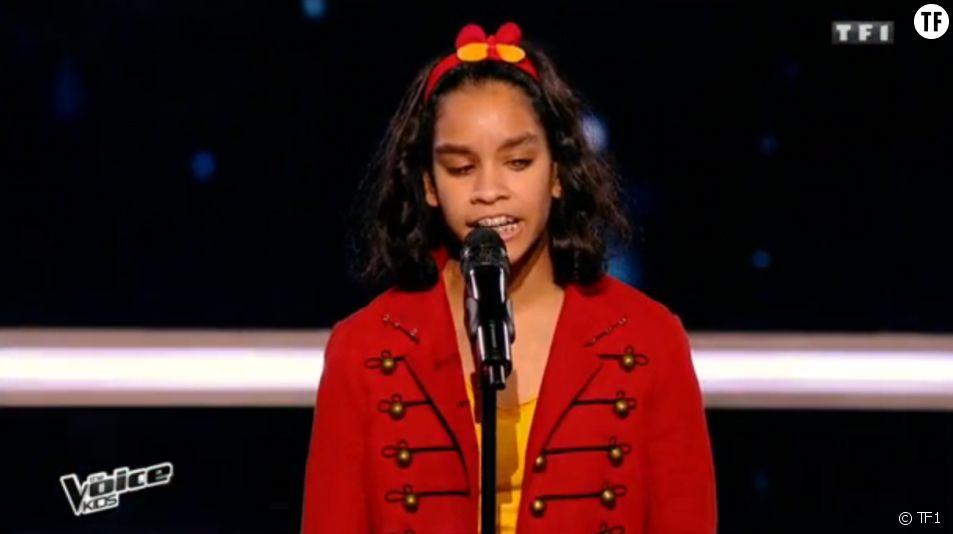 The Voice Kids saison 2 - Battle de Jane, Théo et Naomie
