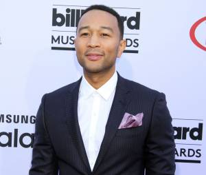 Le chanteur John Legend