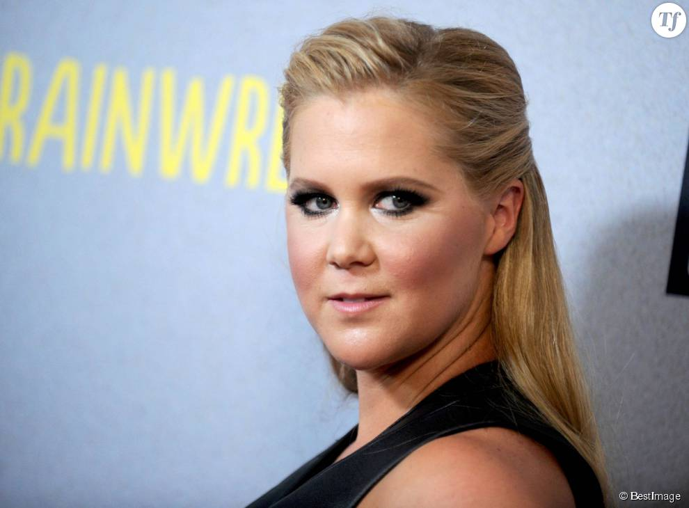 L'humoriste et actrice Amy Schumer