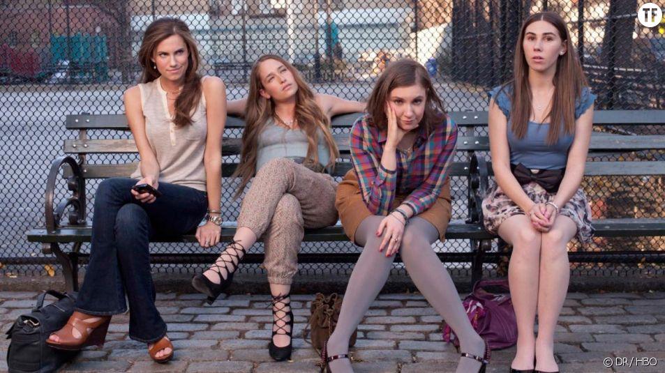 "Les héroïnes de ""Girls"", symboles de la génération Y"