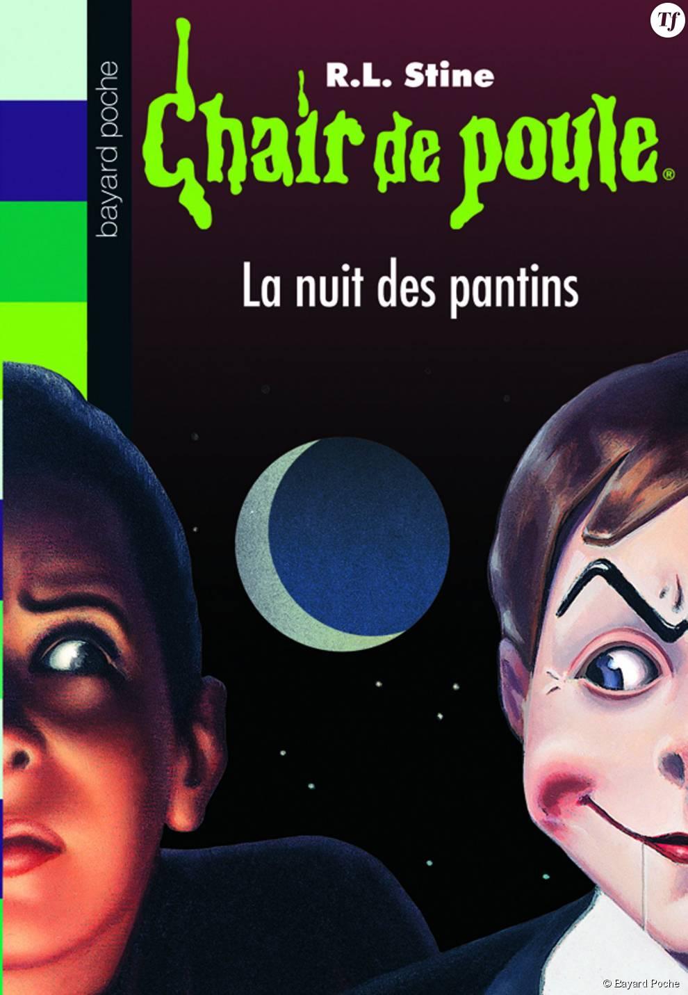 """""""La nuit des pantins"""" de R.L. Stine"""