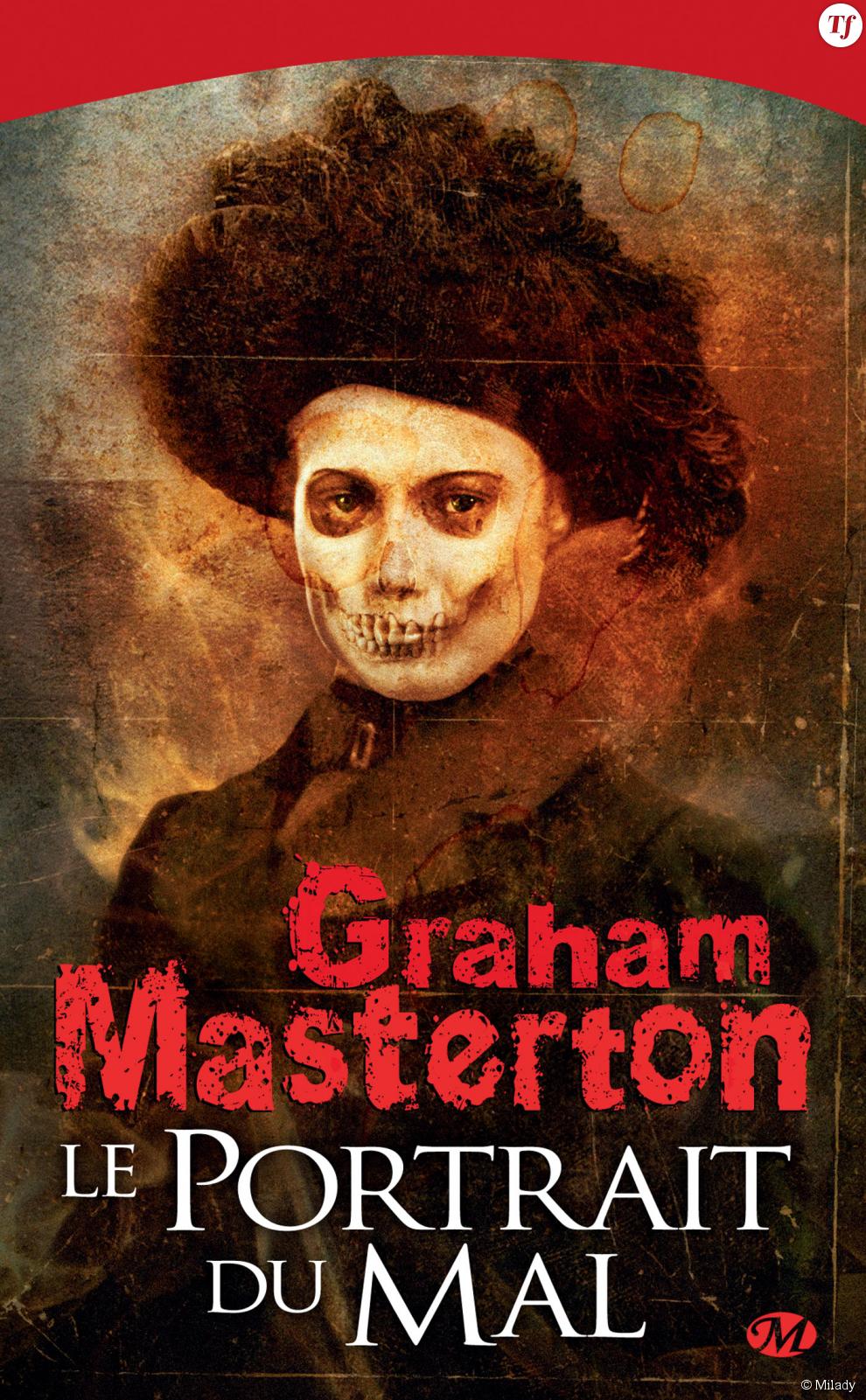 """""""Le portrait du mal"""" de Graham Masterton"""