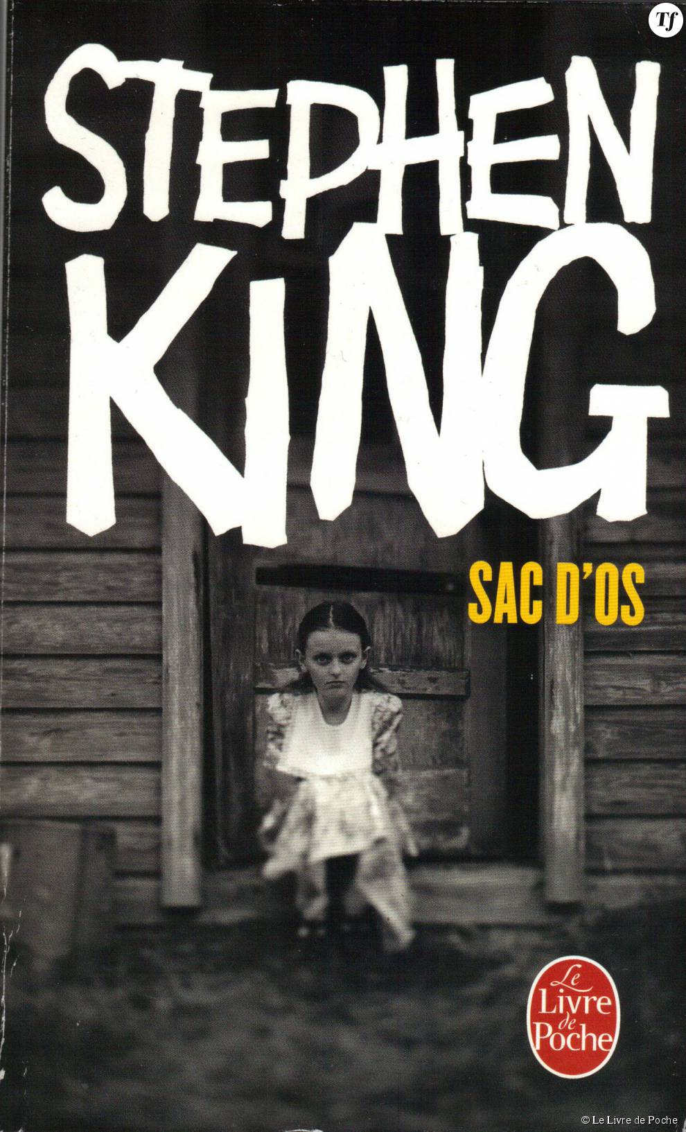 """Sac d'os"" de Stephen King"
