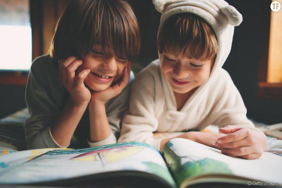 Les enfants préfèrent les histoires vraies aux contes de fée