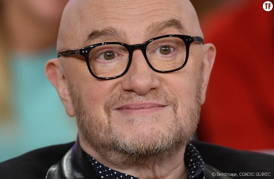 L'acteur Michel Blanc