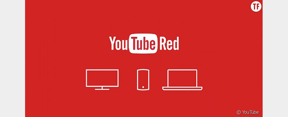 Le service YouTube Red