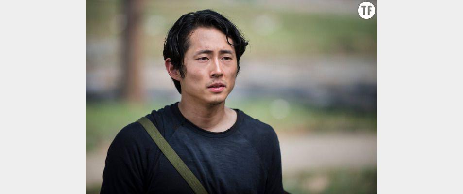 Glenn dans la saison 6 de Walking Dead