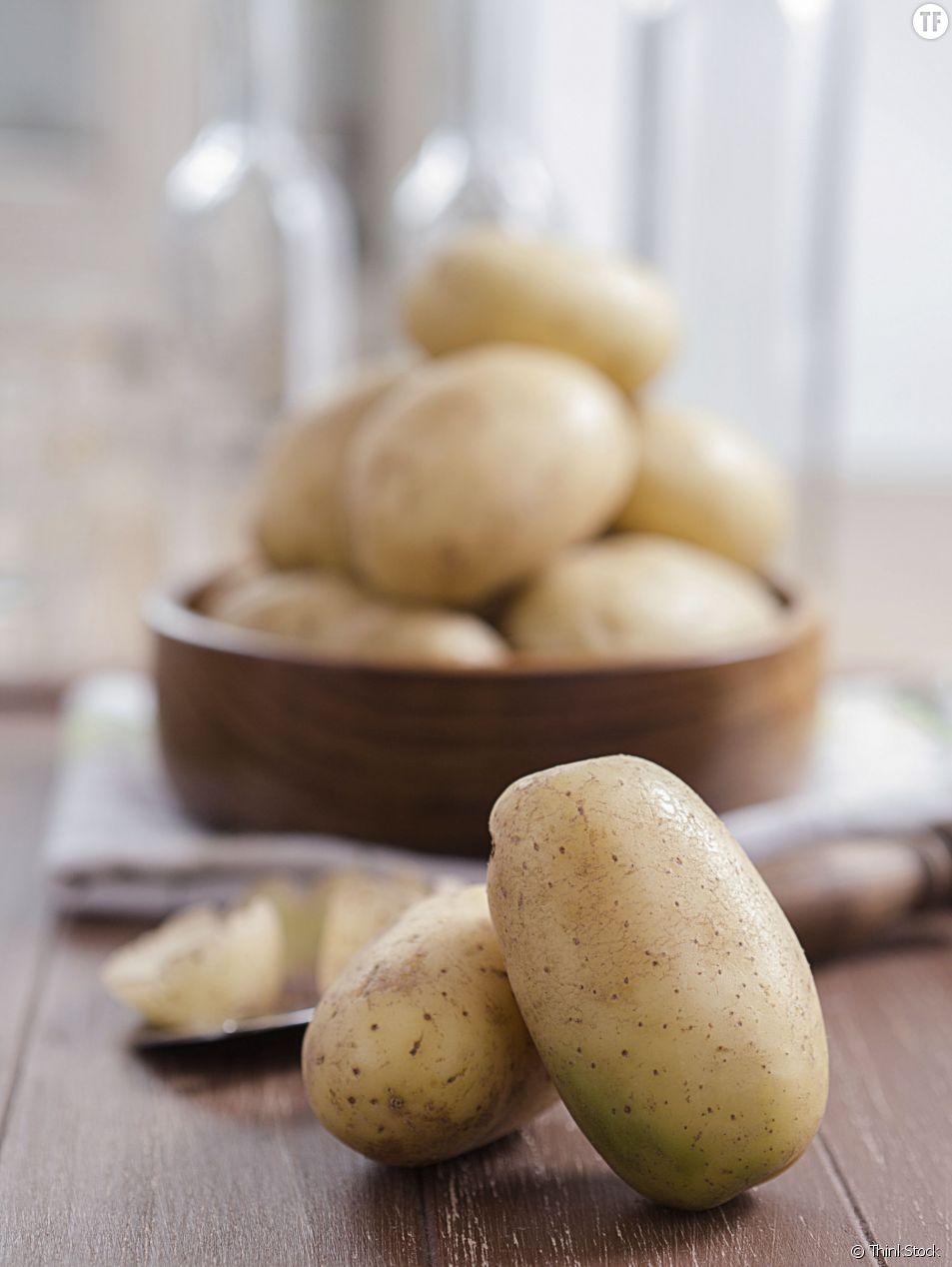 Eplucher des patates en quelques secones, c'est POSSIBLE