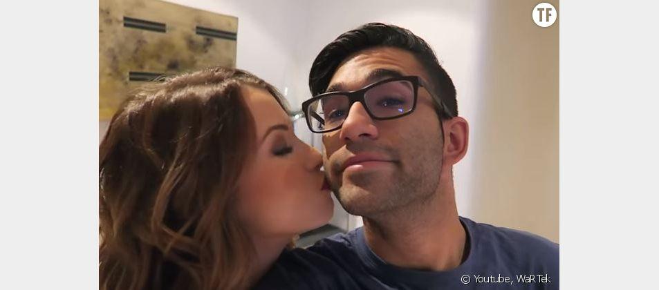 Marie Lopez et Anil en couple