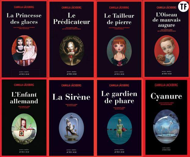 Les best-sellers de Camilla Läckberg