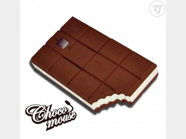 Une souris chocolatée