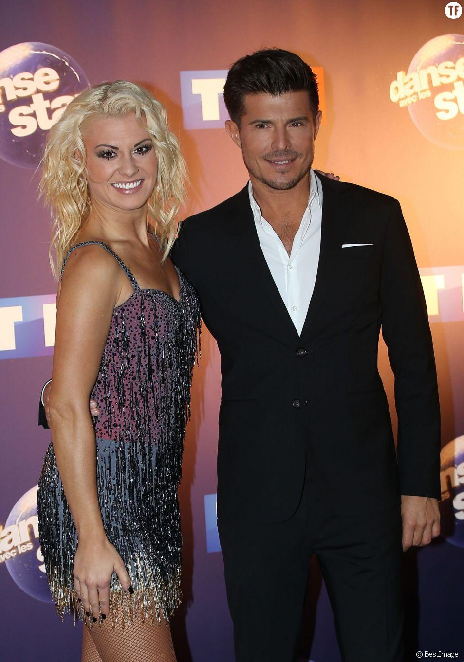 Vincent Niclo et sa partenaire Katrina Patchett
