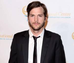 L'acteur américain Ashton Kutcher