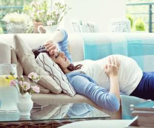 Comment soulager une migraine quand on est enceinte ?