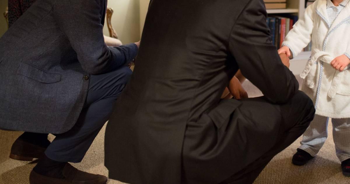 rencontre obama et sa femme
