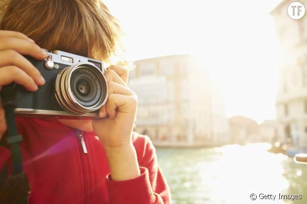 Jouer les photographes en herbe
