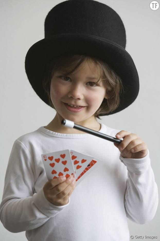 Et le plus mignon des magiciens