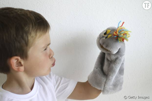 Les marionnettes, un succès chez les enfants