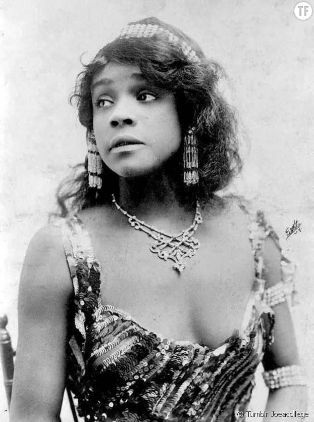 La pin-up Aida Overton Walker