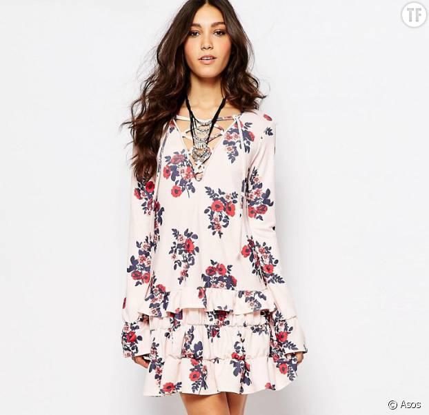 La robe florale , Asos, 42.99€