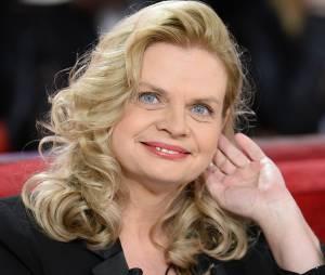 La comédienne Isabelle Nanty