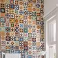 30 idées de déco bohème repérées sur Pinterest : la salle de bain (1)