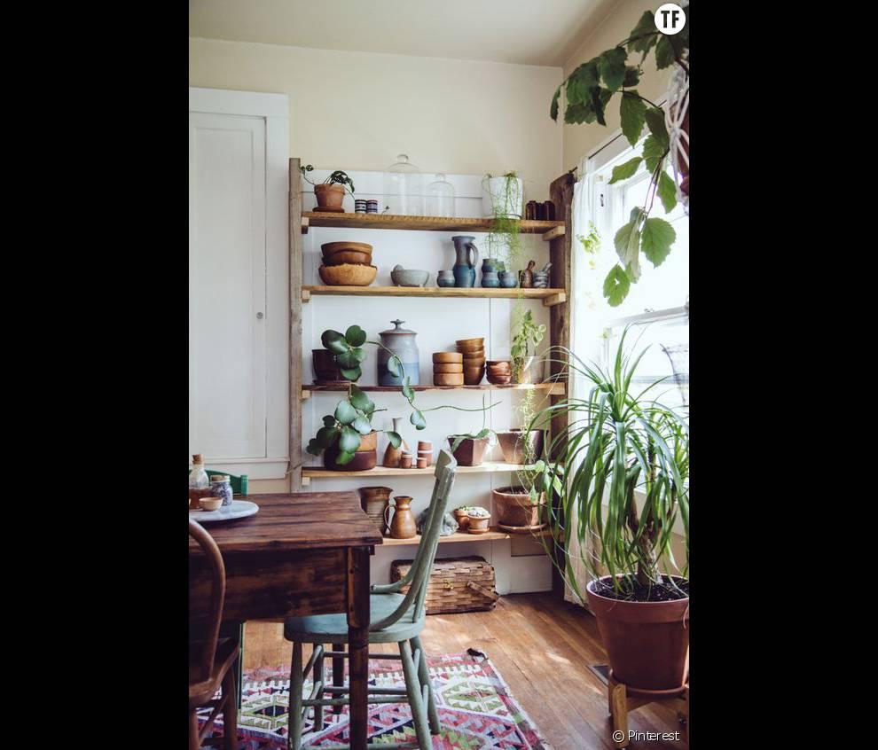 Genial 30 Idées De Déco Bohème Repérées Sur Pinterest : La Salle à Manger (2)