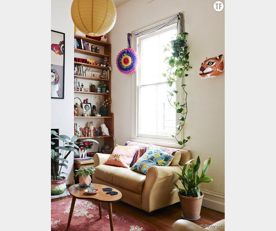 Deco Boheme 30 Idees D Interieur Hippie Chic Reperees Sur