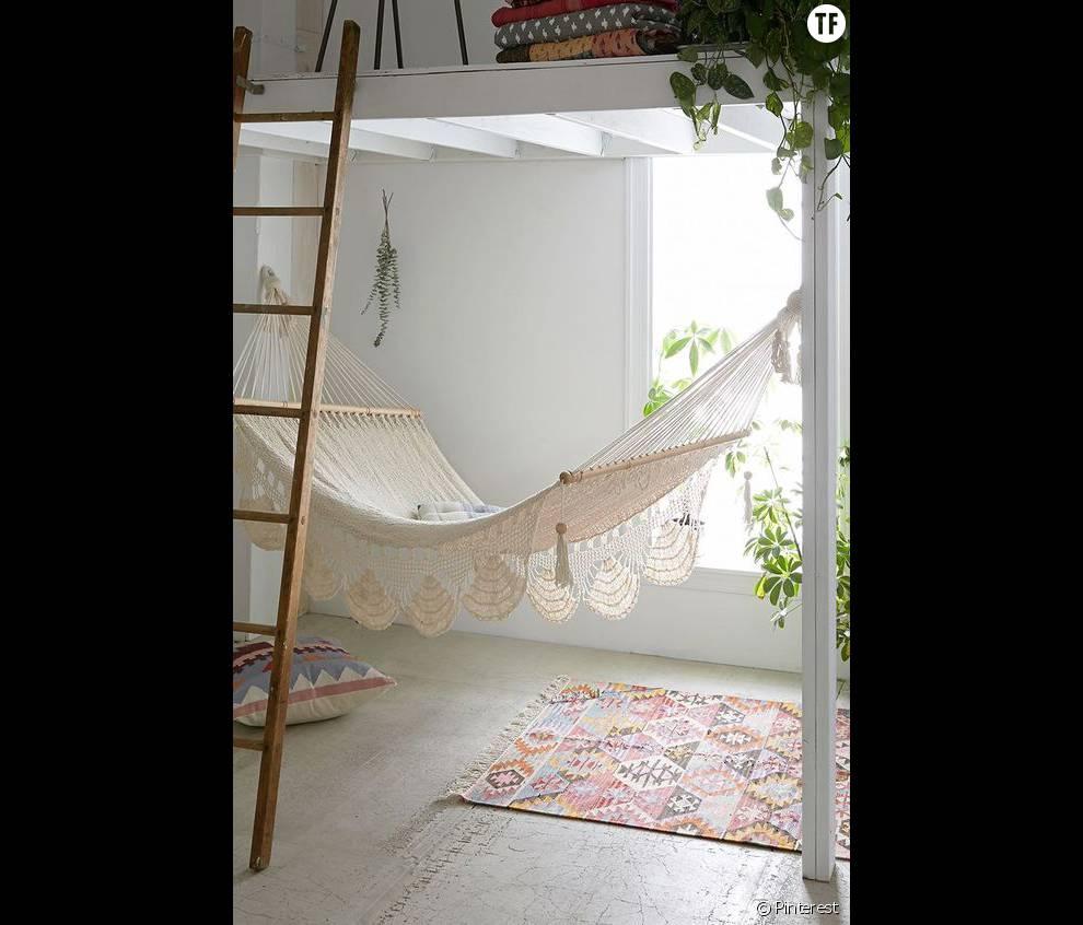 Decoration chambre hippie chic - Idee de deco de chambre ...