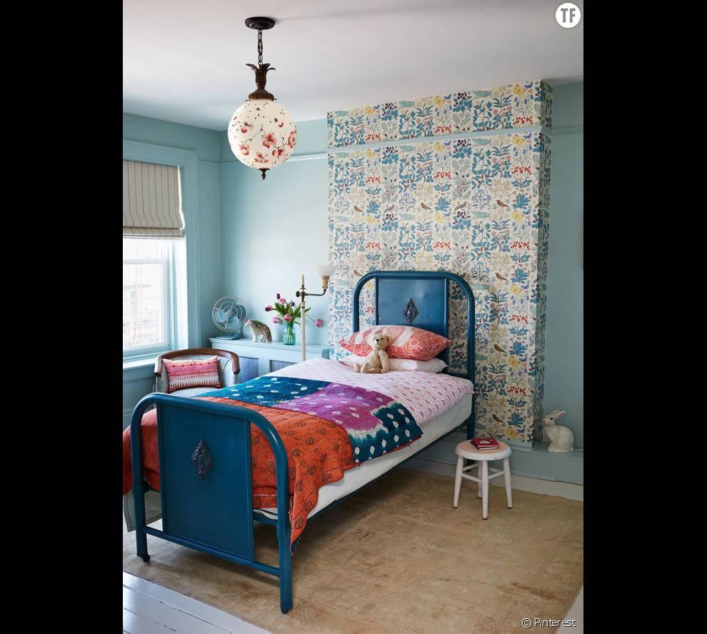 Chambre Ado Boheme Chic 30 idées de déco bohème repérées sur pinterest : la chambre