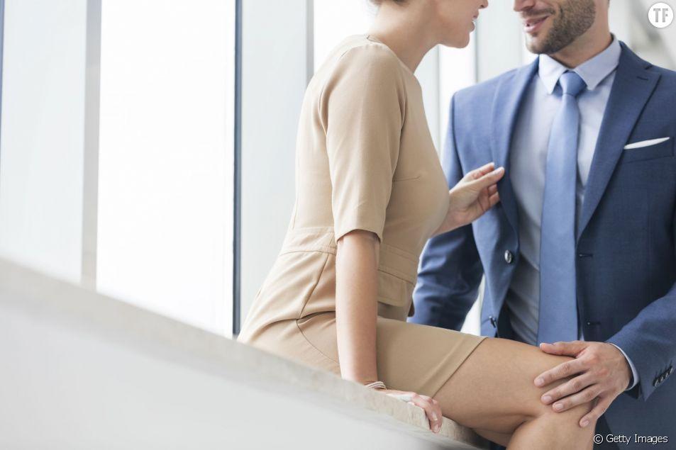 Coucher pour réussir ? 13% des hommes ne disent pas non