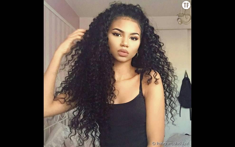cheveux crépus long