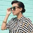 Voici 50 idées de jolies coiffures tendances pour les cheveux crépus.