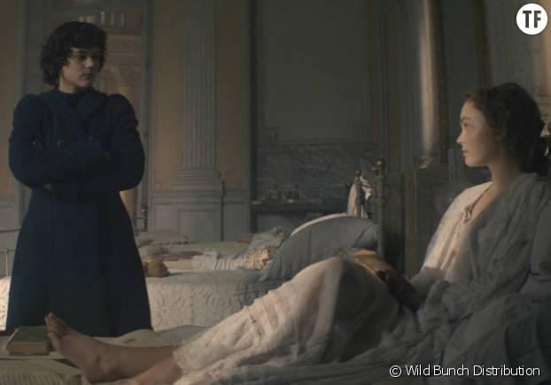 La Danseuse avec Lily-Rose Depp et Soko