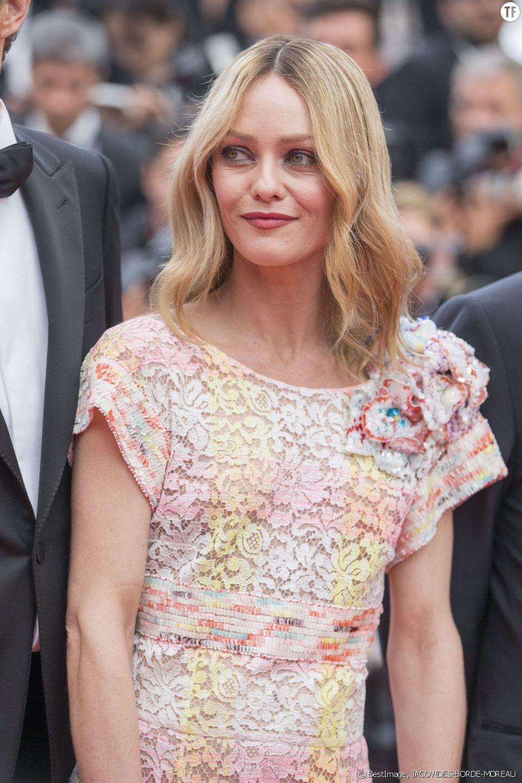 Vanessa Paradis au 69ème Festival de Cannes