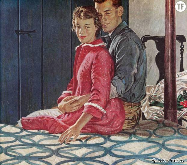 Pour être une parfaite épouse, efforcez-vous d'être un bon passe-temps
