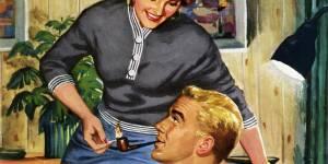 Le guide de la parfaite femme au foyer dans les années 50