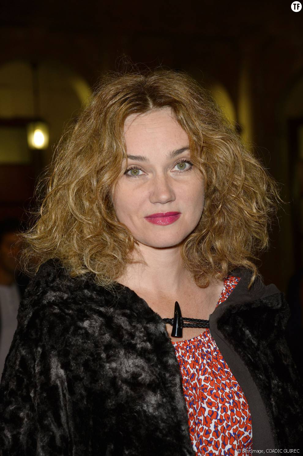 L'actrice Marine Delterme