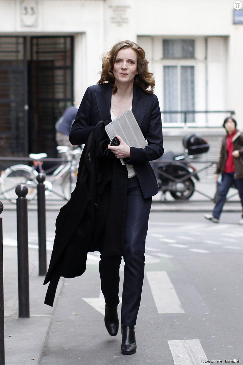 Nathalie Kosciusko-Morizet en mars 2014