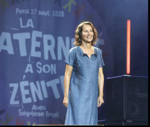 Ségolène Royal en 2008