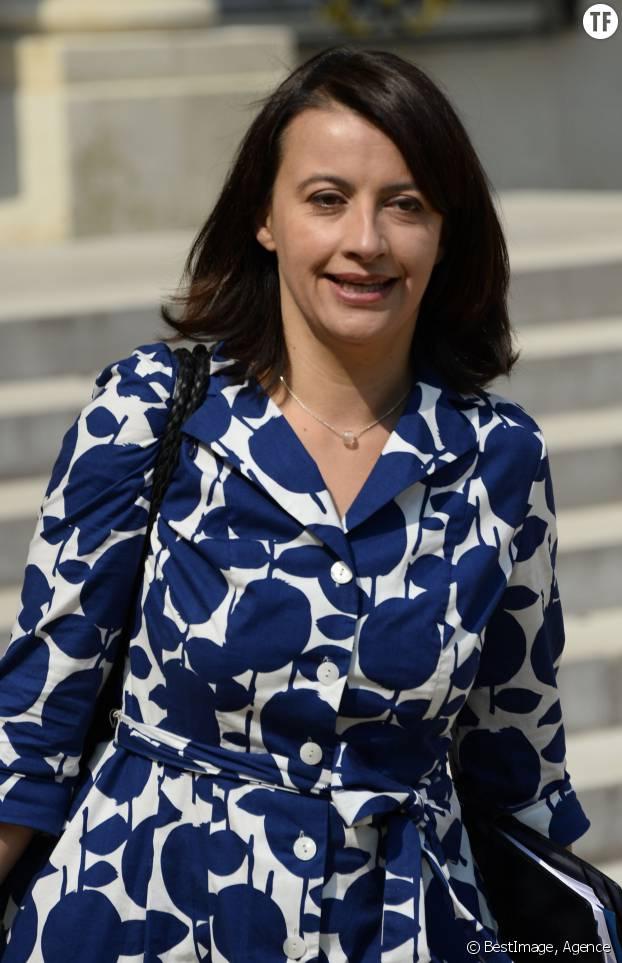 Cécile Duflot en 2013