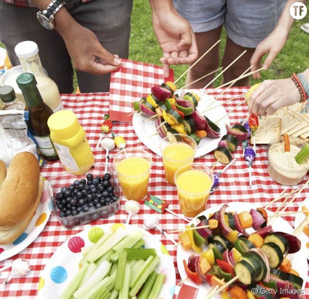 Barbecue v g tarien 5 recettes pour se r galer sans - Que faire au barbecue original ...