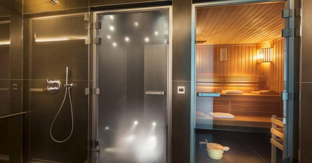 Sauna hammam espace d tente l 39 h tel moli re tout pour for Espace detente 31