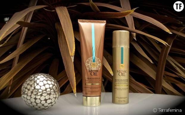 La Crème universelle et la Brume sublimatrice de L'Oréal Professionnel au banc d'essai
